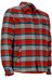 Marmot Ridgefield overhemd en blouse lange mouwen Heren rood